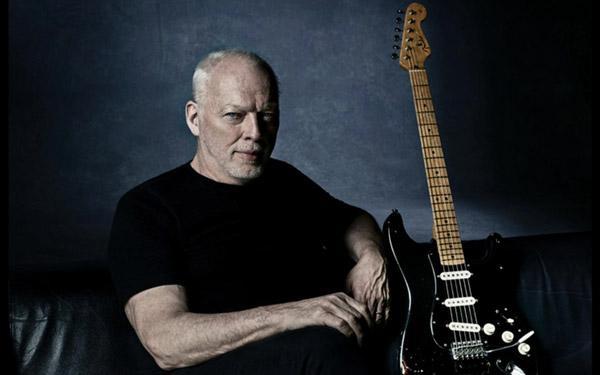 David Gilmour a Pompei e il neomelodico