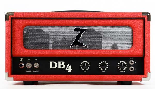 Dr Z e Brad Paisley pensionano i potenziometri per il DB4