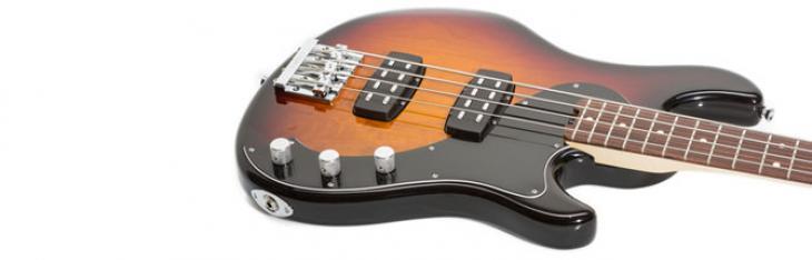 Fender Dimension IV HH una nuova dimensione