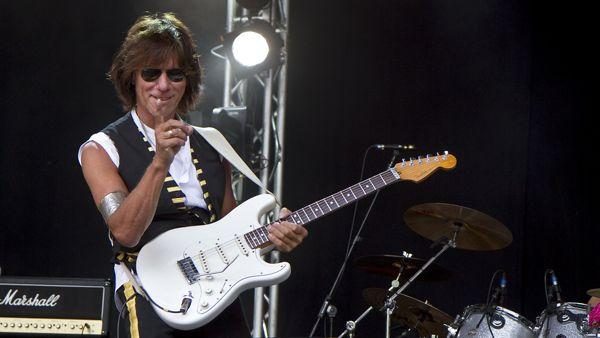 Accordiani in cattedra: lo stile di Jeff Beck