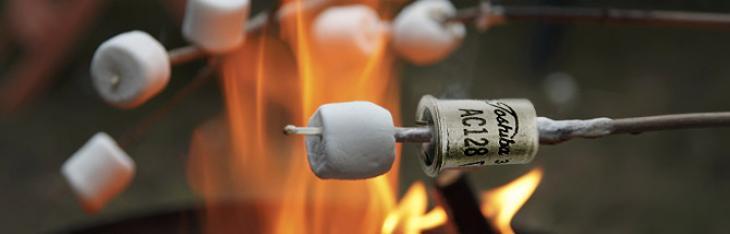 I fuzz al germanio cambiano suono con la temperatura?