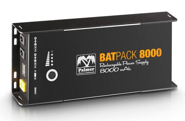 Il Batpack è l'alimentatore senza fili firmato Palmer