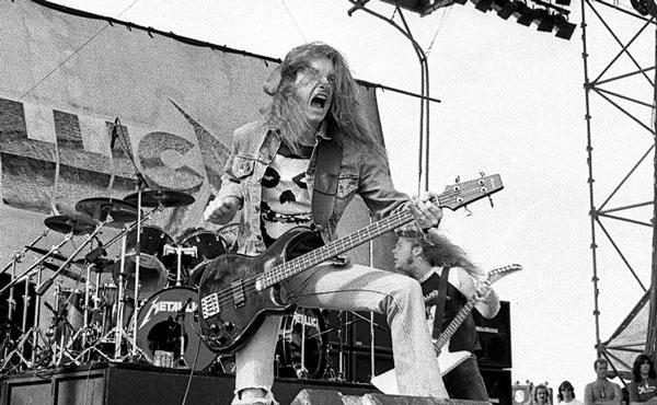 Cliff Burton, i Metallica e il debutto di KILL'EM ALL