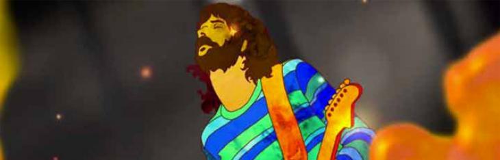 Eric Clapton indietro nel tempo col videoclip di Spiral