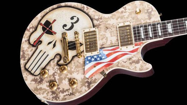 Gibson American Sniper: americanate per una giusta causa