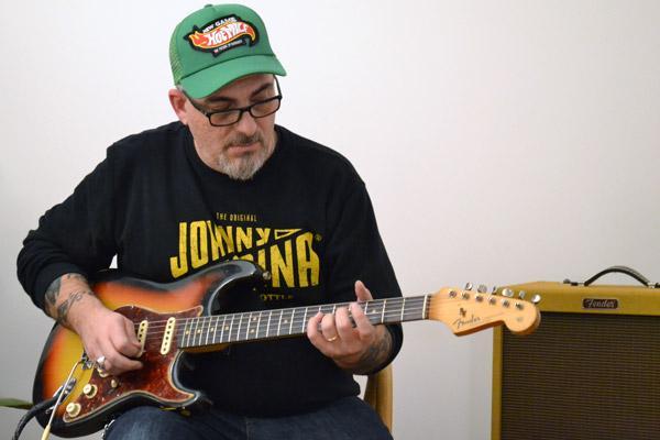 Stratocaster del '54 contro '64: l'evoluzione secondo Leo Fender