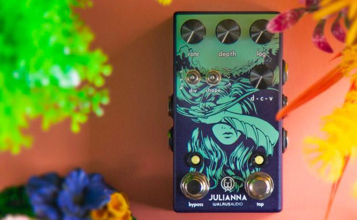 Julianna: il chorus-vibrato Walrus diventa Deluxe