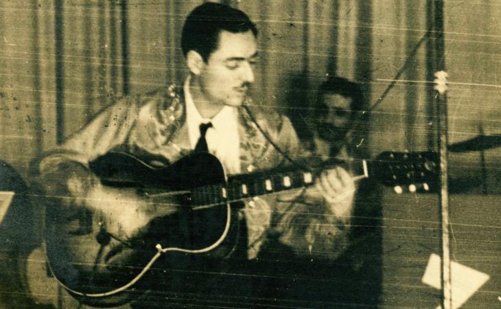 Pino Rucher: una chitarra che ha fatto la storia