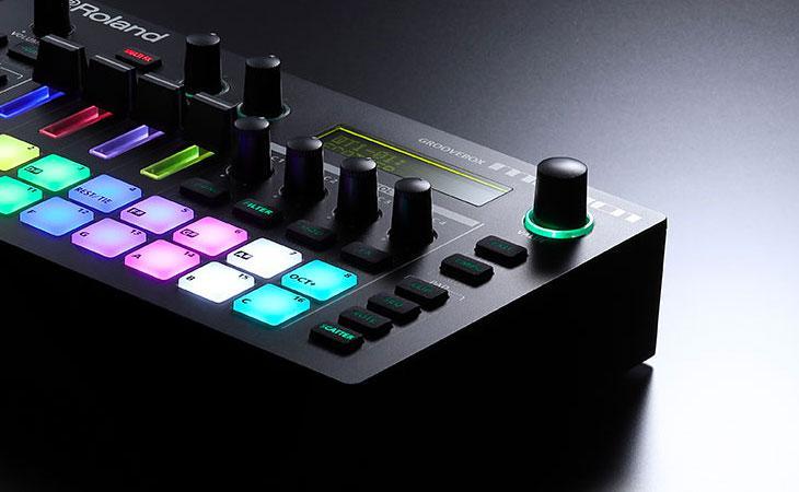 Partecipa e vinci una Groovebox Roland MC-101