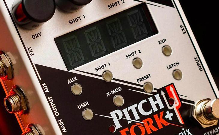 EHX: Pitch Fork diventa Plus