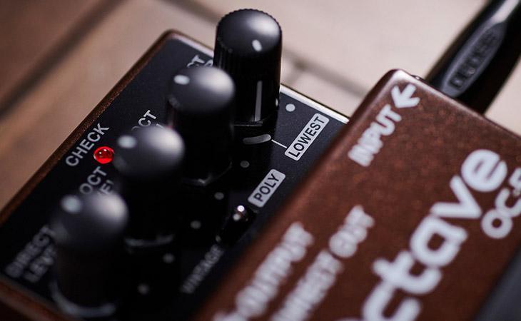 OC-5: l'octaver Boss è più potente che mai