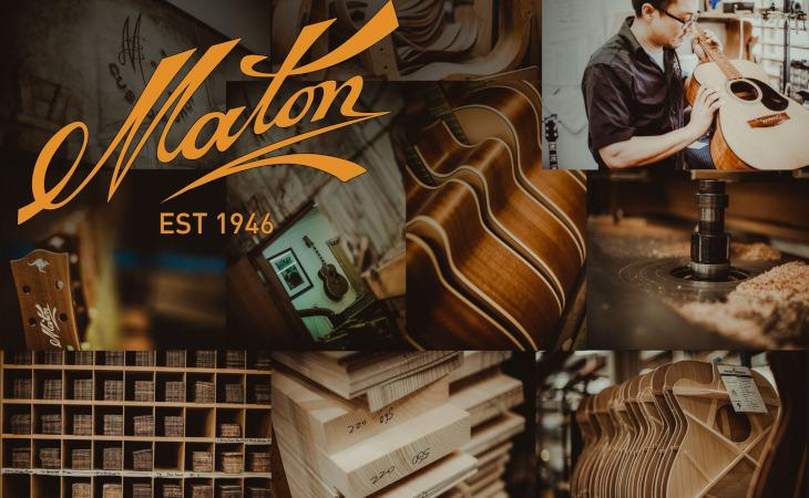 Maton in Italia con Backline