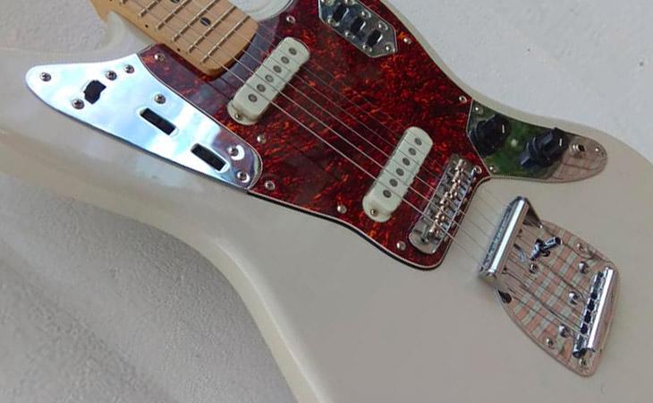 Come sono indie: Fender Jaguar handmade