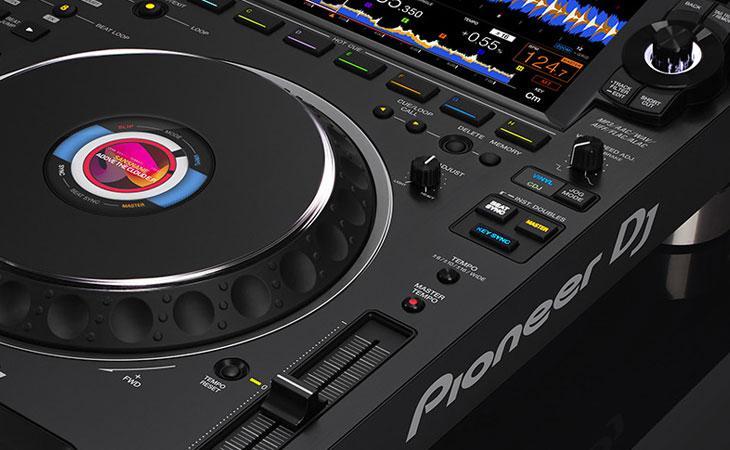 CDJ-3000: Multi Player Pioneer ancora più potente