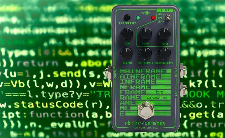 Mainframe: bit crusher creativo da EHX