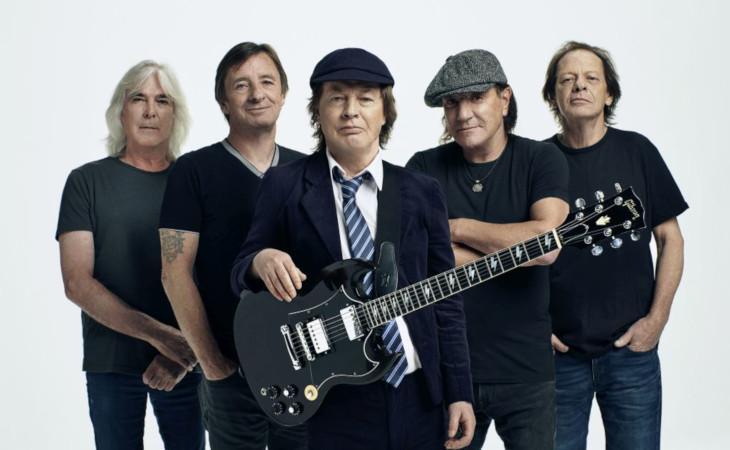 Gli AC/DC tornano con l'album