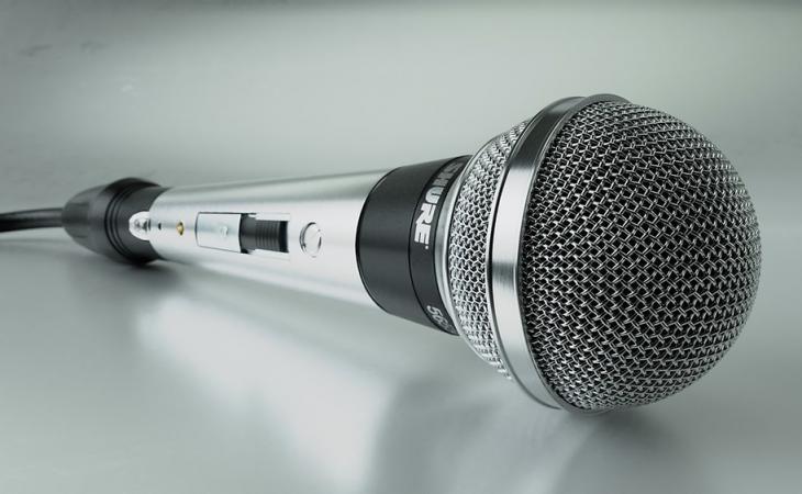 Shure SM 565SD: il microfono di Woodstock