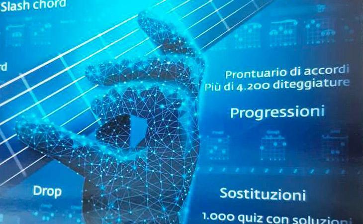 Chords! è qui: il manuale degli accordi di Begotti-Fazari