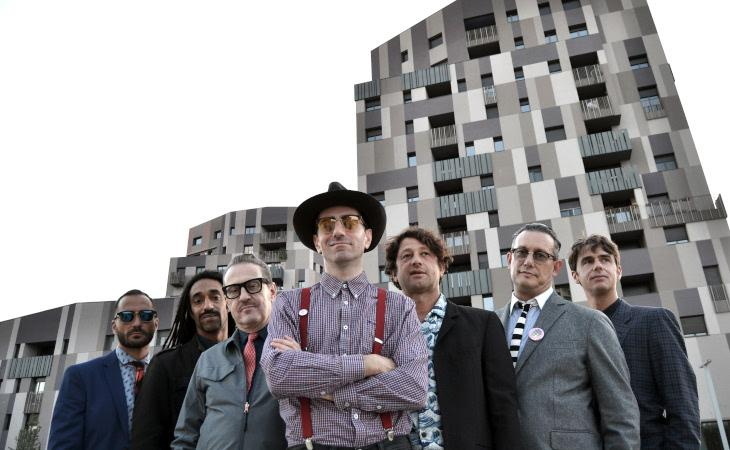 """The Bluebeaters: il nuovo album """"Shock!"""""""