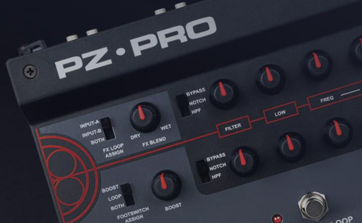 PZ Pro: l'ammiraglia Radial per l'acustica