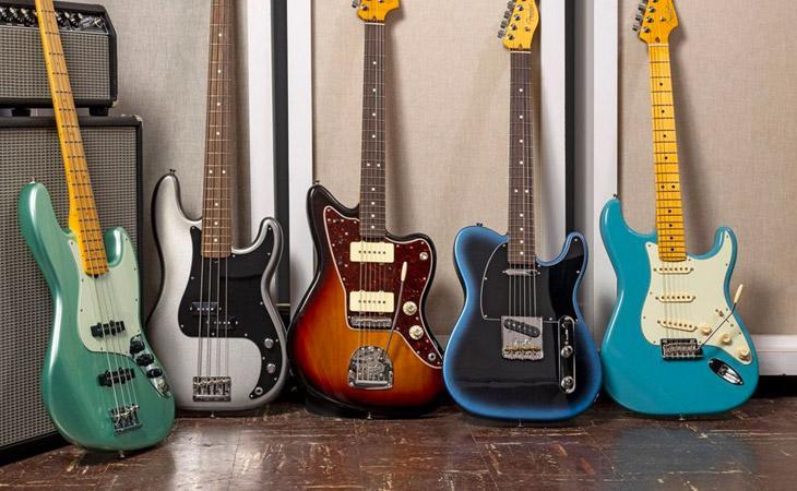 Scopriamo insieme le Fender American Professional II