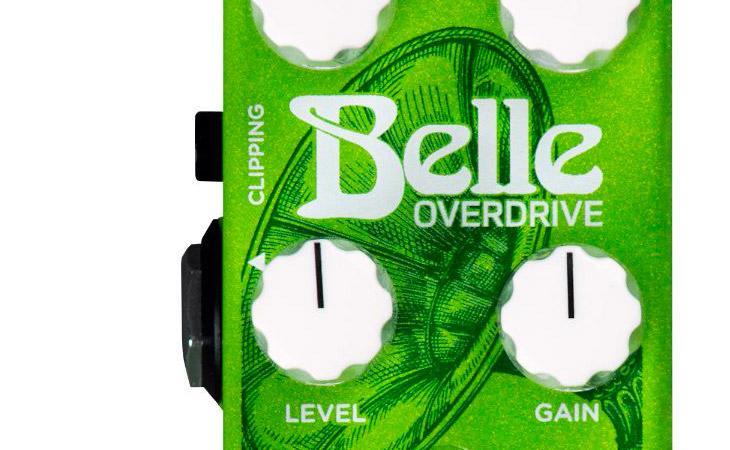 Wampler Belle: l'altro overdrive verde