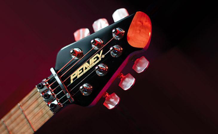 La Peavey HP2 torna dopo la morte di Van Halen
