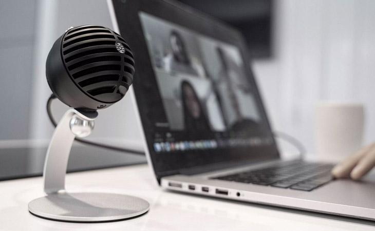 MV5C: microfono Shure per le conferenze da casa