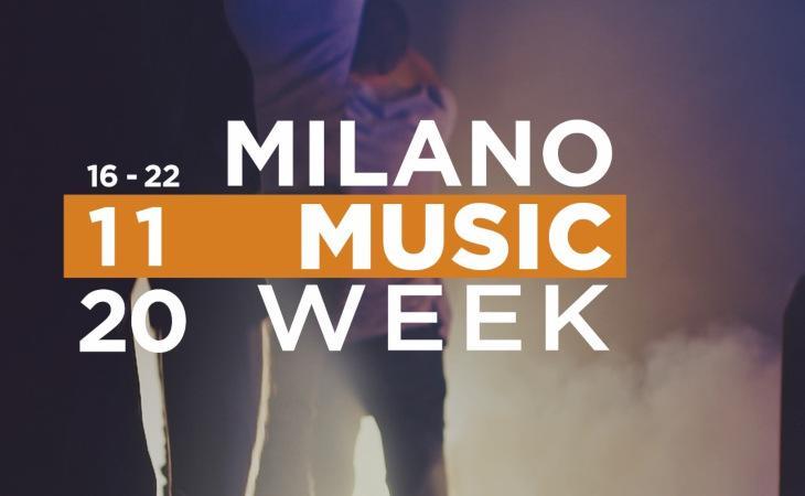 Milano Music Week torna dal 16 al 22 novembre con una edizione speciale online
