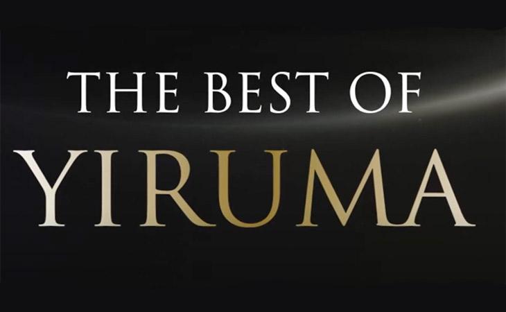 Yiruma arriva la raccolta ufficiale!