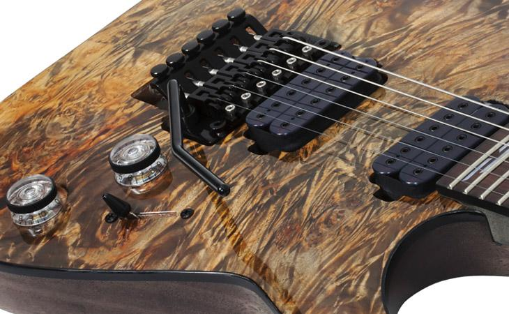 Schecter riscrive le Omen Elite