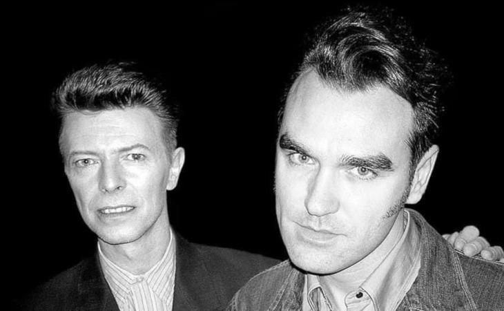 """David Bowie e Morrissey: pubblicata la versione ufficiale di """"Cosmic Dancer"""""""