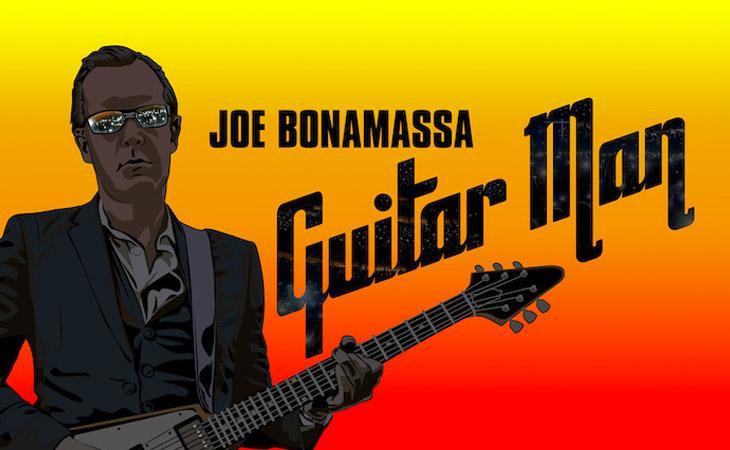 Guitar Man: Joe Bonamassa in un documentario