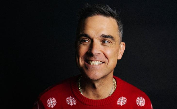 "Robbie Williams: il singolo ""Can't Stop Christmas"""