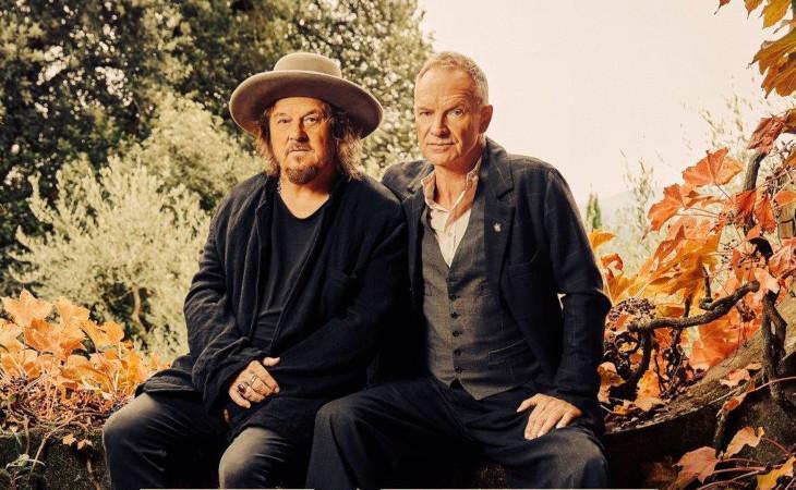 Zucchero: da venerdì in radio e in digitale il duetto con Sting