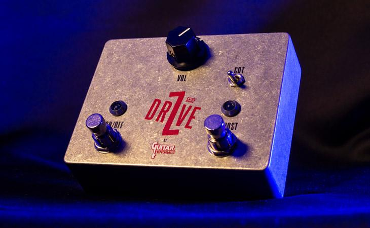Z Drive 5532 l'overdrive one knob