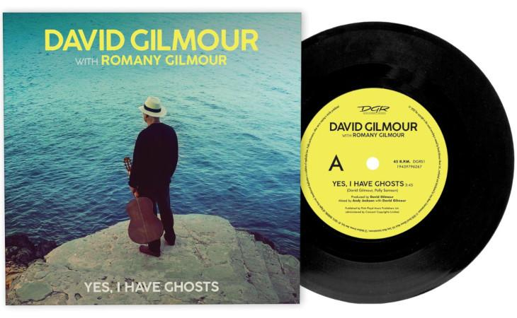 David Gimour: disponibile l'edizione limitata in vinile di