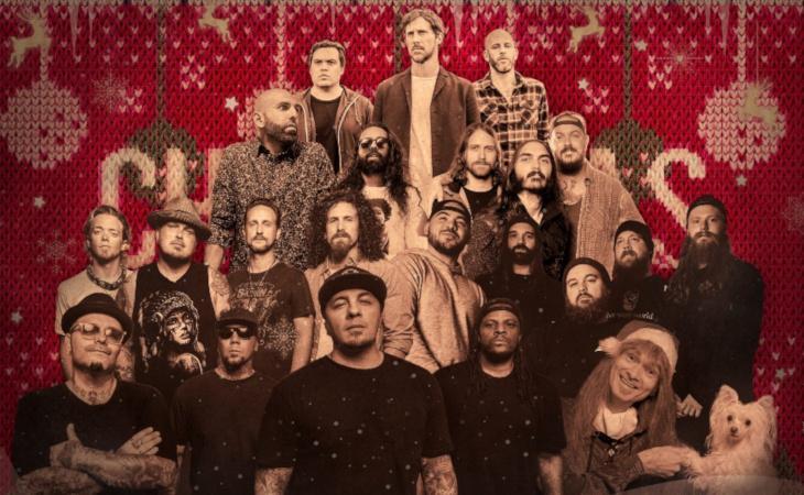 """""""Christmas Rocks"""": le band di Mascot Label in un EP natalizio"""