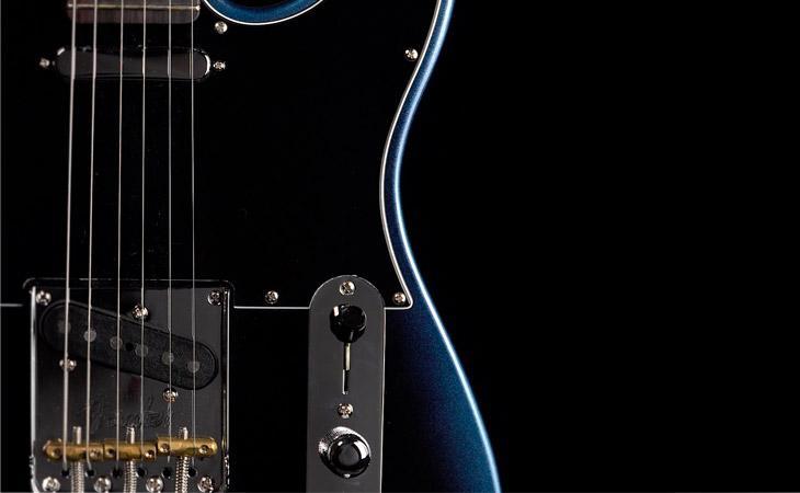 American Professional II: la Fender Telecaster invecchia alla grande