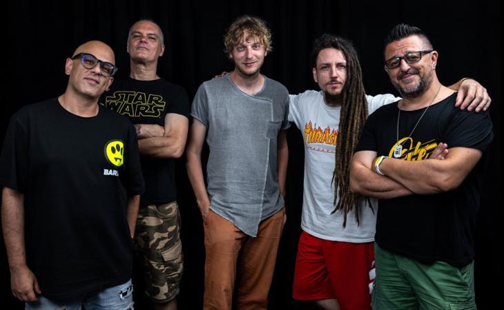 Boria, Chiantese, Furian, Mer e Paulovich: i Sorelli D'Italia