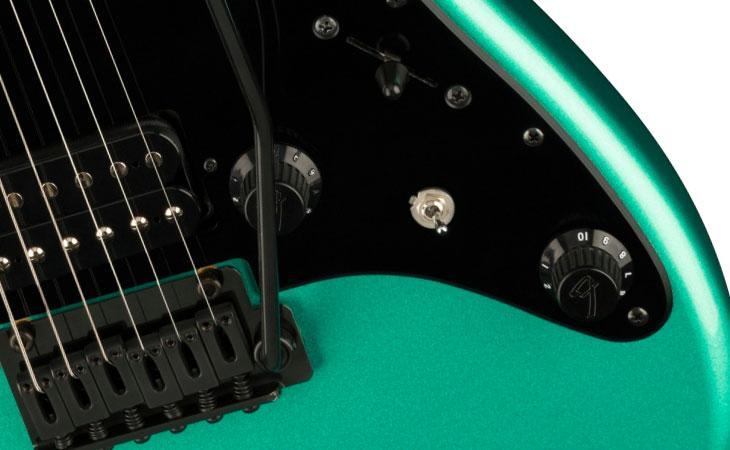 Fender sempre più hair metal: torna la Strat HH