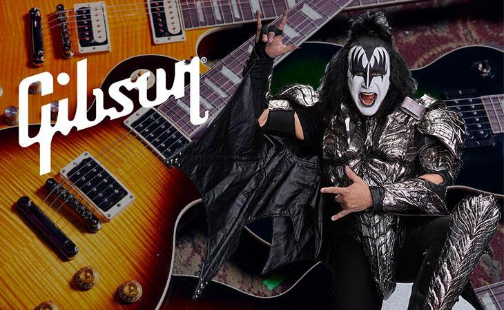 G2: l'inatteso progetto firmato Gibson e Gene Simmons