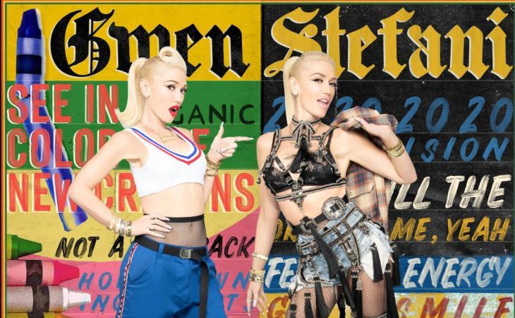 "Gwen Stefani: il nuovo singolo ""Let Me Reintroduce Myself"""