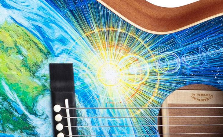 Martin 00L Earth Guitar: la chitarra più ecologica al mondo
