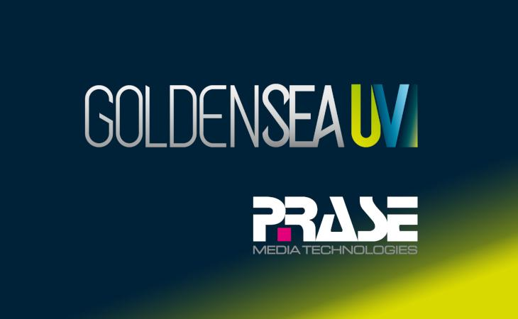 Prase: distribuzione esclusiva dei prodotti GoldenSea UV