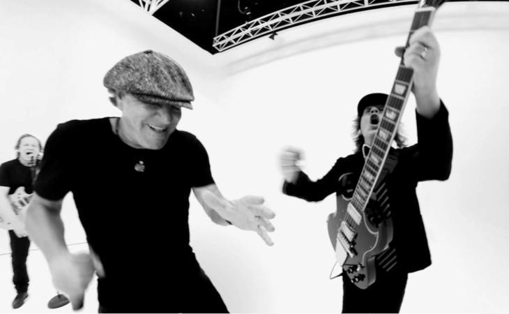 AC/DC: online il video di