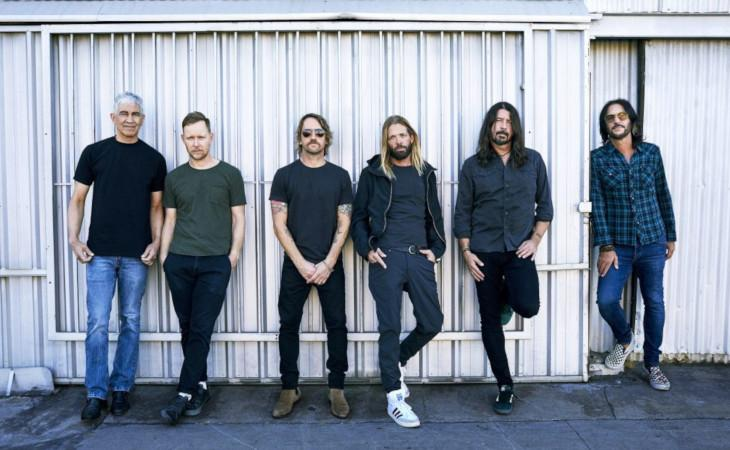 I Foo Fighters festeggiano il compleanno di Dave Grohl con