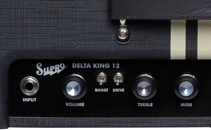 Delta King: basso wattaggio moderni da Supro