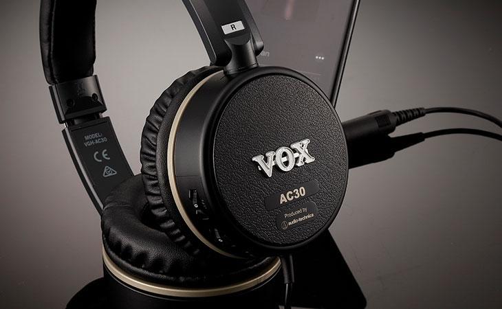 Vox VGH: cuffie per musicisti con simulazioni integrate
