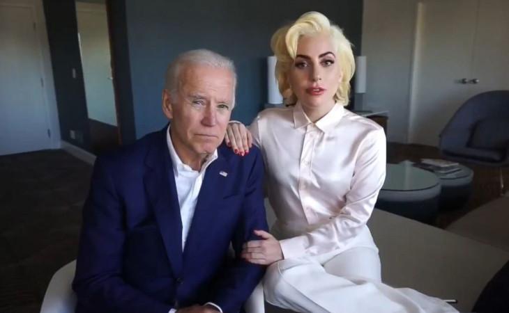 Lady Gaga canterà oggi l'inno nazionale americano per l'insediamento del presidente Biden